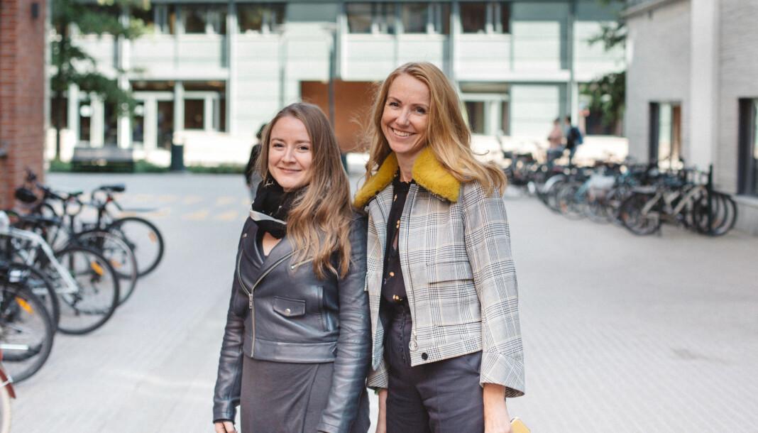 Anja Sletteland og Kristin Skare Orgeret har analysert pressedekningen av Giske-saken.