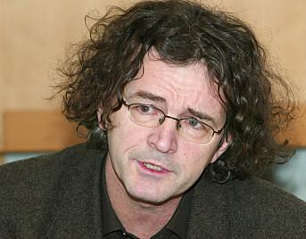 Truls Lie var eier og redaktør for Morgenbladet fra 1993 til 2003. Foto: Bjørn Sigurdsøn / NTB scanpix