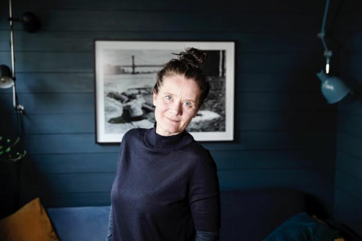 Linda Næsfeldt er frilansfotograf for blant annet Dagbladet Magasinet og A-magasinet. Foto: Paal Audestad