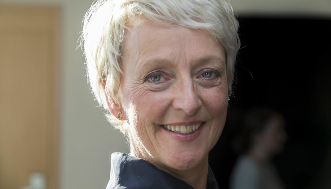 Direktør Elisabeth Lier Haugseth i Forbrukertilsynet forteller at de har fått flere klager på norske mediehus. Foto: Terje Bendiksby / NTB scanpix