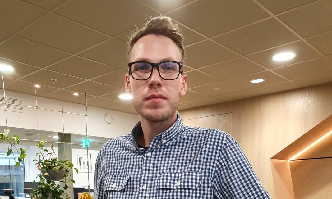 Bjarne Krogstad går til NITO