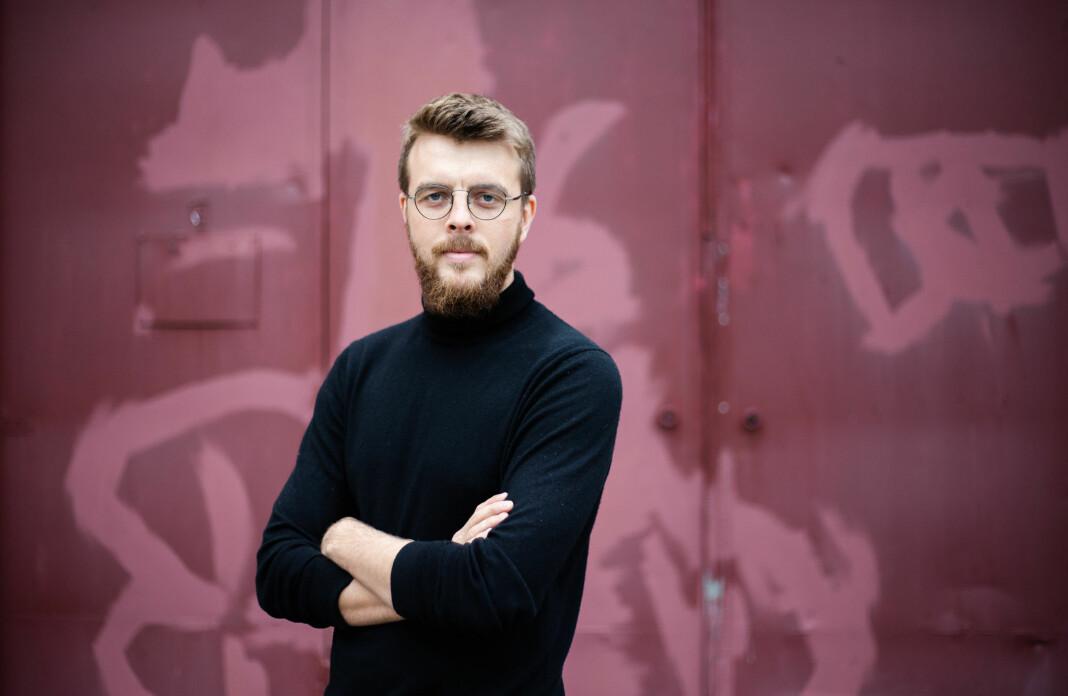 Fotojournalist Kyrre Lien og filmmusikkomponist Fritjof Wesseltoft vant pris for NRK-innslag.