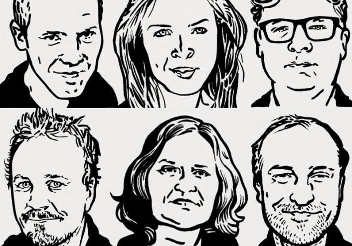De slutter i Morgenbladet: – En lettelse å ikke lenger skulle være en del av NHST