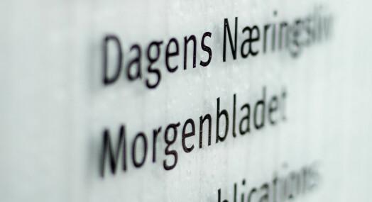 Striden i Morgenbladet