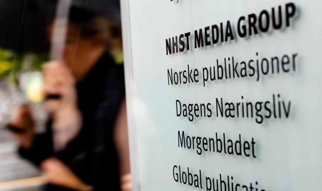 Morgenbladet eies av NHST-konsernet, som også eier blant annet DN. Illustrasjonsfoto: Eskil Wie Furunes