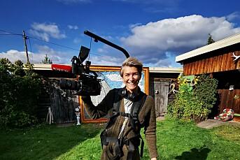 Veslemøy Eineteig Wedum forlater VGTV