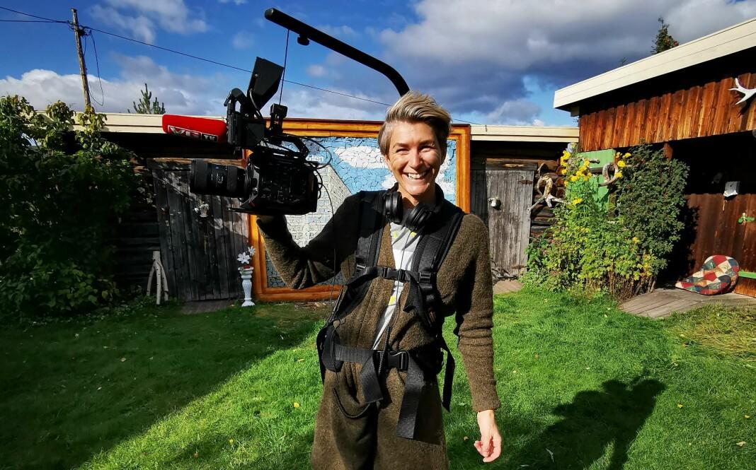 Etter seks år i VG setter Veslemøy Eineteig Wedum kursen mot Lillehammer igjen. Foto: Privat