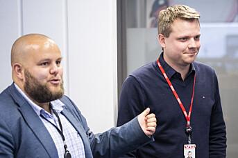 Lars Håkon Grønning ansatt som nyhetsredaktør i E24