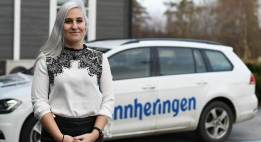 Mona Grønningen er ny redaktør i Kvinnheringen