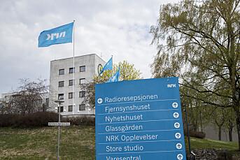 NRK avpubliserte toppsak