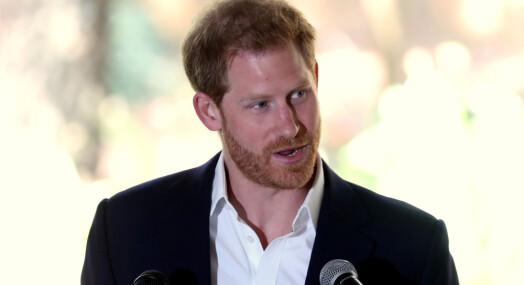 Prins Harry saksøker The Sun og Daily Mirror for avlytting