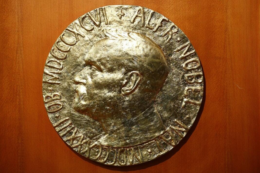 Fredag formiddag offentliggjøres vinneren av årets fredspris på Nobelinstituttet i Oslo. Illustrasjonsfoto: Heiko Junge / NTB scanpix
