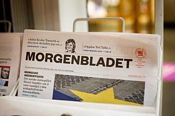 Morgenbladet har kuttet 29 prosent av papiravisen de siste to årene