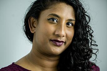 Jathushiga Bridget Raja har alltid hatt lyst til å snakke med en ihuga nynazist