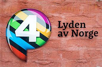 P4 saksøkte radiokanal for «Lyden av Bergen». Nå har de inngått forlik