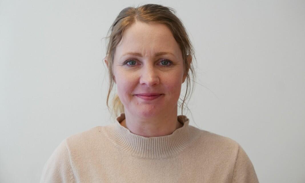 Gry Catinka Wold er ansatt som journalist i Dagsavisen Demokraten