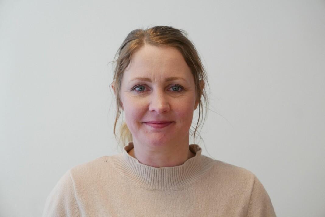1. september startet Gry Catinka Wold som journalist i Dagsavisen Demokraten, etter mange år i Egmont og Aller. Foto: Privat