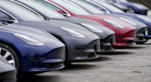 Innsikt: Ingen av bildene har noen direkte kobling til Teslas batteriproduksjon