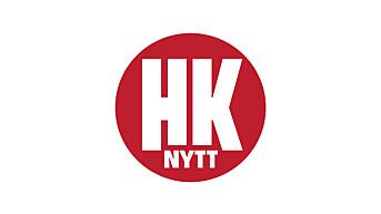 HK-Nytt søker journalist i fast stilling