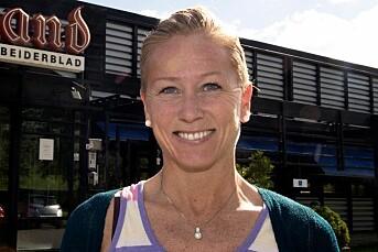 Line Ramsrud er ny toppsjef i Hadeland