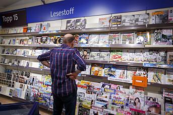 Færre leser magasiner: Dette er de ti mest leste
