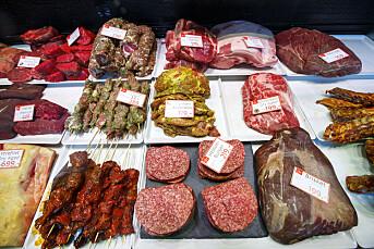 Faktisk helt feil: Nei, Oslo kommune skal ikke nekte oslofolk å spise mer enn 16 kilo kjøtt i året