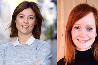 Sarah C. J. Willand og Grethe Wiig Samdal vant årets medielederpriser