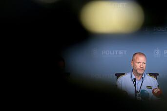 Politiet jobber videre med sikring av spor etter mulig hackerangrep mot Dagbladet