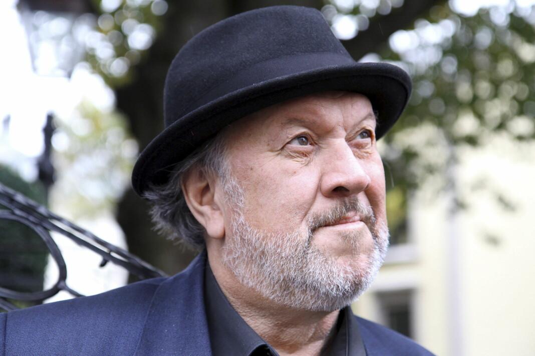 Bjørn Eidsvåg er kritisk til NRK P1 og mener de utelater norske artister over 50 år. Foto: Gitte Johannessen / NTB scanpix