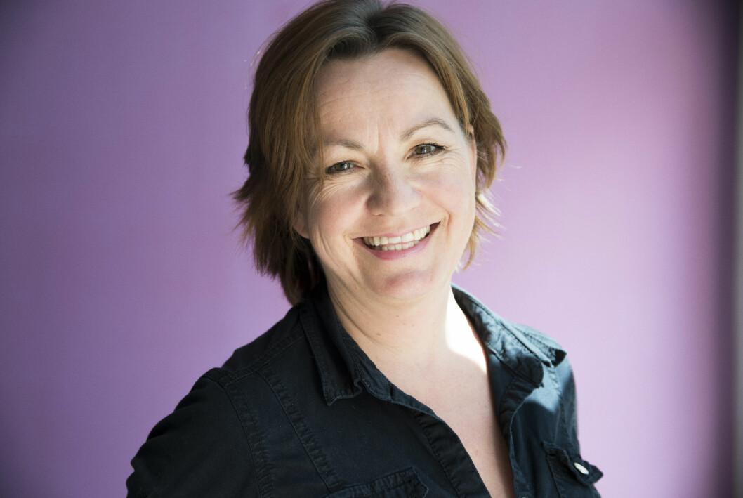 Jannicke Engan er i dag utviklingsredaktør i distriktsdivisjonen i NRK.