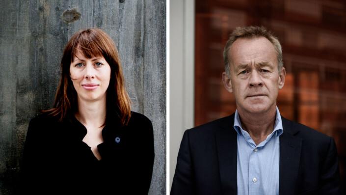 Alt om Morgenbladet-konflikten