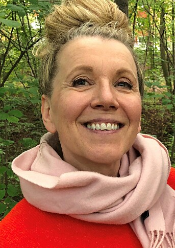 Cathrine Hellesøy Harrisson har jobbet i Aftenposten siden 1996. Foto: Privat