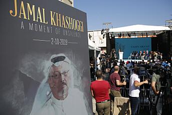 Medier dropper konferanse i protest mot Khashoggi-drapet