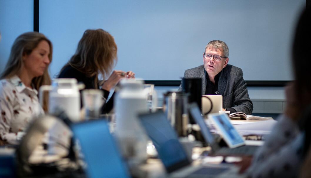 Pressens Faglige Utvalg (PFU) frikjente Agderposten i onsdagens første klagebehandling. Arkivfoto: Eskil Wie Furunes
