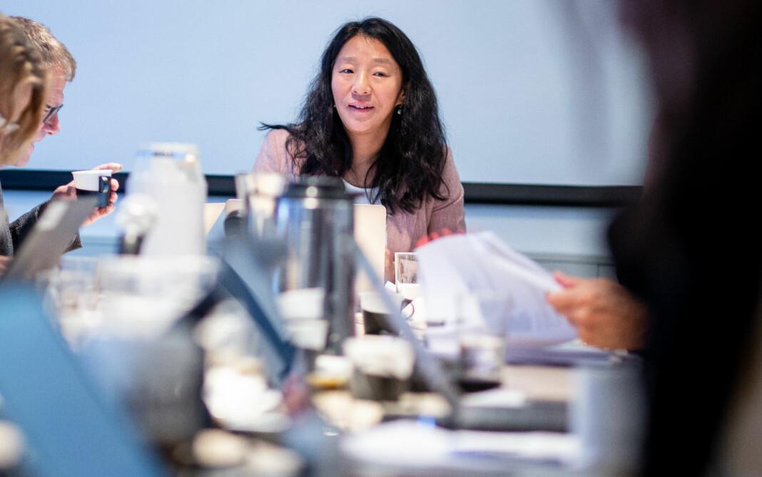 Pressens Faglige Utvalg ledes av Anna Weider Aasen, leder for samfunnsavdelingen i TV 2.