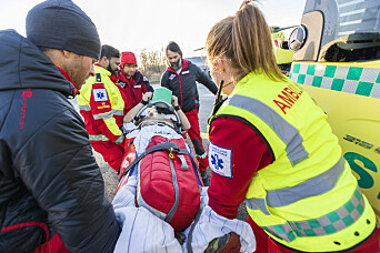 Ullevål sykehus-avdeling stanser informasjon om pasienttilstand til mediene