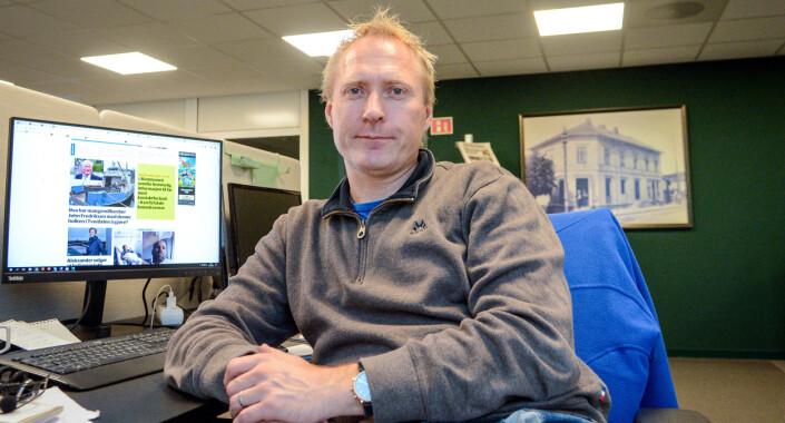 Lønnsdiktat, nedbemanning og høyt sykefravær skaper bekymring i Østlands-Posten