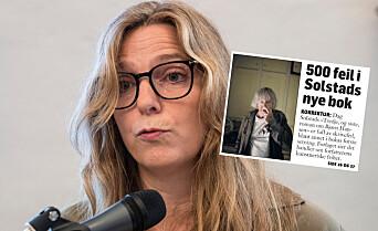 Forlagssjef hardt ut mot Klassekampen: – Uredelig