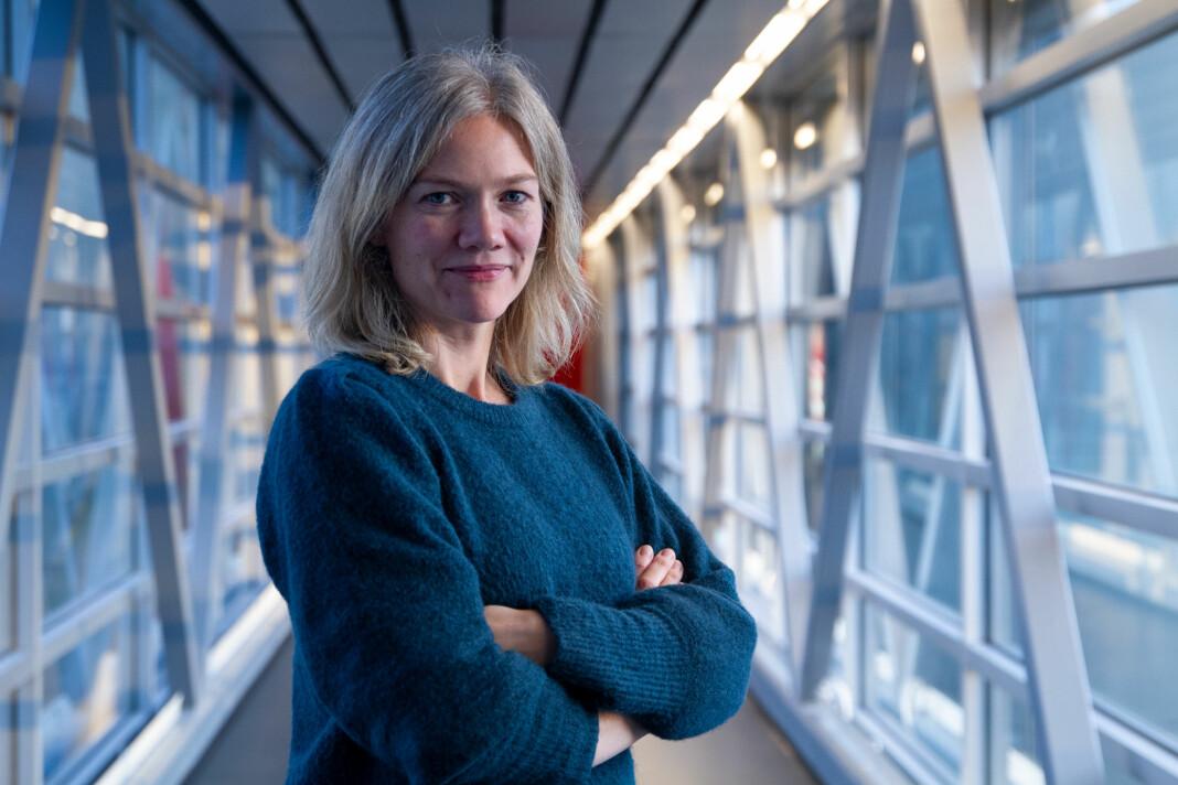Solveig Husøy, redaksjonssjef for undersøkende journalistikk i NRKs Dokumentar og samfunnsavdeling. Foto: Martin Holvik / NRK