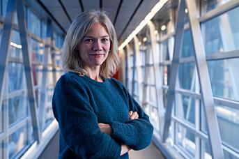 Redaksjonssjef Solveig Husøy. Foto: Martin Holvik / NRK