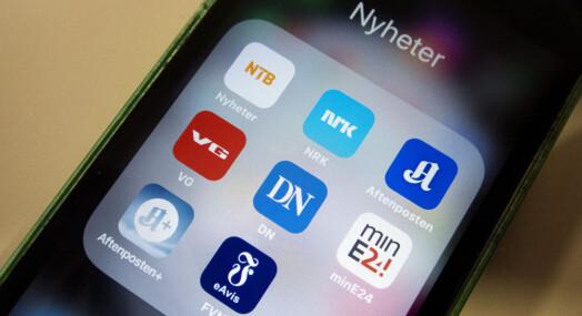 Åtte av ti har tillit til norske medier