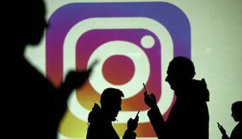 NRK laget fiktive Instagram-kontoer med «depressivt innhold»