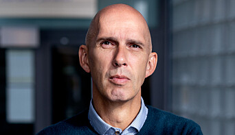 Frank Gander, redaktør for NRKs Dokumentar- og samfunnsavdeling. Foto: NRK