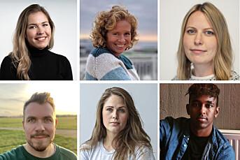 BT ansetter seks journalister