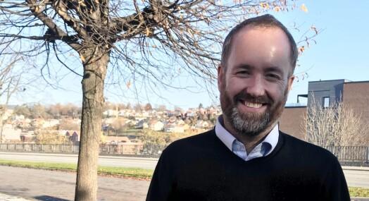 Eirik Haugen er ansatt som ny redaktør i Østlands-Posten