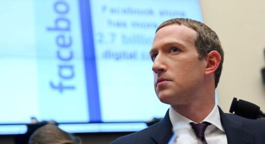 Facebook stenger nettverk med russiske kontoer