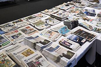 Avisdistributører: – Ingen tar i avisen før avisbudet