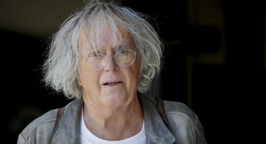 Dag Solstad til Klassekampen: – Kyss meg i ræva