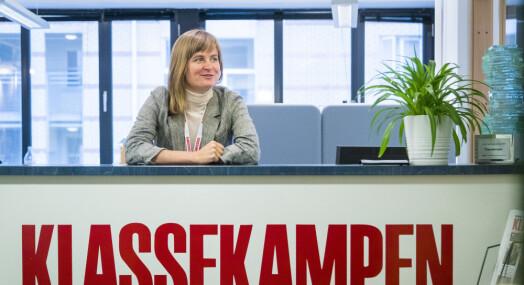 TV 2 beklaget, men Klassekampen nektet å endre i kronikk: Holberg-krangel blir PFU-sak