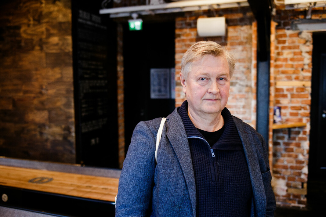 Ansvarlig redaktør Kjetil Haanes er svært kritisk til at Nett.no ikke får pressestøtte.